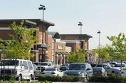 Walmart built a new store at Florin Towne Centre.