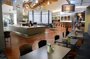 As part of a $17.5 million campus expansion, William Jessup University built a dining facility.