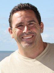 Peter Willson Director of development, Powerhouse Science Center Age: 38 Fantasy job: College football sportscaster