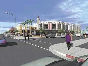 A 12-screen movie theater with adjoining retail has been proposed for downtown Woodland.