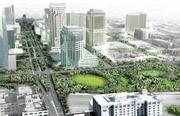 """A design competition reimagined Capitol Mall as a tree-covered oasis. The contest winner didn't expect the plan to be built; it was """"just to get the city excited about the potential,"""" she said."""