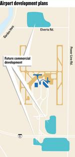 Sacramento International looks into building hotel at airport