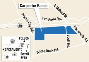 Map: Carpenter Ranch