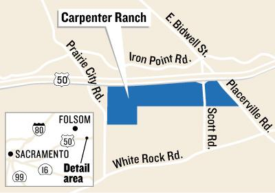 WestLand Capital Partners LP announced late last week it has picked up Carpenter Ranch from Redwood Capital Finance Company LLC. The development is approved but unbuilt.
