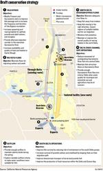 Study criticizes Delta tunnel project