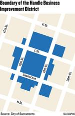 Midtown's 'Handle' wins city approval to form assessment district