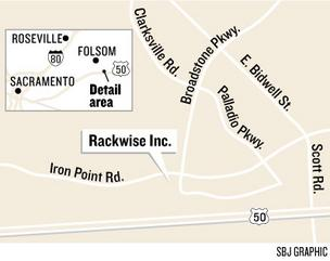 Map: Rackwise Inc.