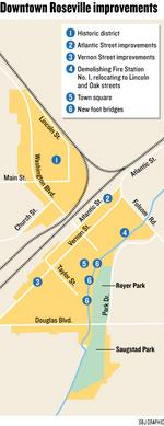 Roseville investing big in downtown