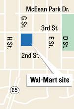 Wal-Mart buys former grocery site in Lincoln