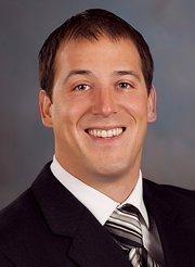 Matthew Fritsch Senior marketing specialist, Pride Industries Age: 29 Fantasy job: Professional triathlete.