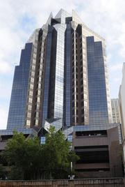"""Among Joe Benvenuti's most recognizable projects is the Renaissance Tower, the 28-story building on K Street that some people call the Darth Vader building. Company vice president Jim Gately said Benvenuti had """"his fingerprints on the skyline of Sacramento."""""""