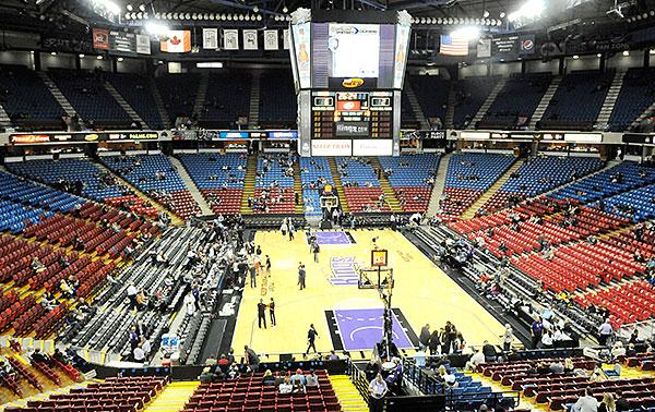 New reports of local suitors for the Sacramento Kings emerged over the weekend, increasing the prospects that the team might stay in town and perhaps move into a new arena. The current venue, the Sleep Train Arena, is considered outdated. An effort in 2012 focused on keeping the team in town through building a new arena downtown, but that effort failed after being ultimately rejected by the team's owners.