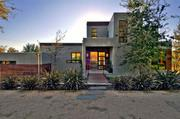 The Stapp Lowe House in Fair Oaks offers a sample of bold, contemporary architecture.