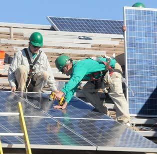 The Sierra Club is putting pressure on Placer County cities to support installing residential and commercial rooftop solar power, in part by reducing fees and streamlining permits.
