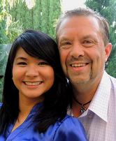 Pete Peterson and Aiemee Wongtep