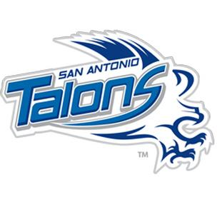 The San Antonio Talons will have all of the team's home games broadcast live locally on ESPN Radio.