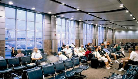 """Any Baby Can and the San Antonio International Airport are teaming up on a new program designed to help families with autistic children get a """"trial run"""" on how the airport works before they fly out."""