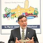 St. Mary's University trustees select next president