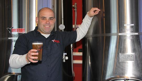 Freetail Brewing Co.'s Scott Metzger says Texas brewers need a level playing field.