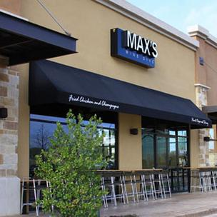 MAX's Wine Dive has added live music to its menu.