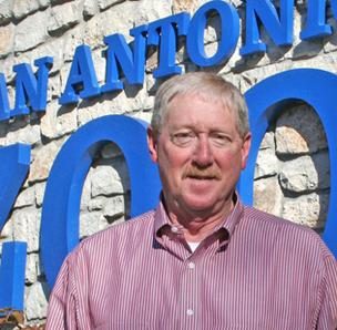San Antonio Zoo Executive Director Steve McCusker leads an organization that pumps millions back into the local economy.