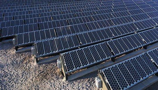 CPS Energy, San Antonio Water System and SunEdison will soon open its new solar farm in San Antonio.