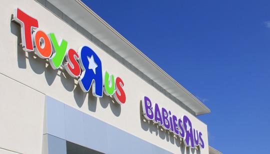 "Toys ""R"" Us is moving its Fairfield Road store in Beavercreek."