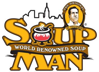 """Soupman Inc., the company made famous by Seinfeld's """"Soup Nazi"""" TV segment, is expanding to select Walmart stores nationwide."""
