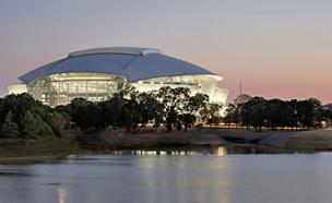 Cowboys Stadium in Arlington is being considered as the site of a proposed mixed martial arts super fight.