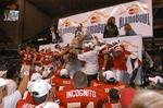 San Antonio Riders' Mike <strong>Riley</strong> to lead Beavers in Alamo Bowl