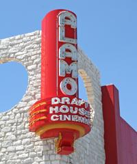 Alamo Drafthouse hosted the recent Gong Shorts student film competition.