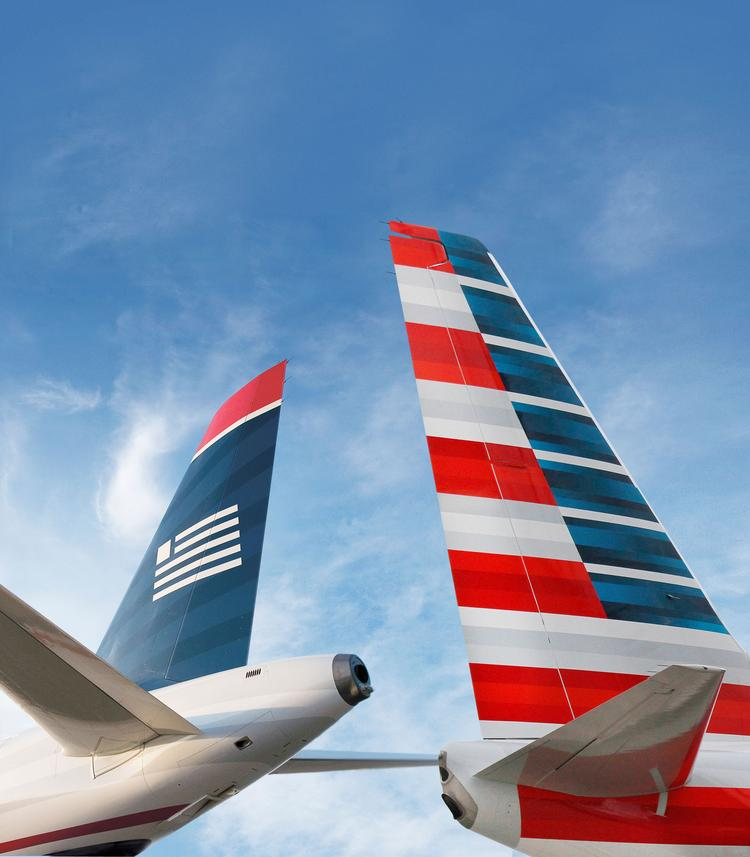 The boards of directors for AMR Corp. and US Airways have agreed to merge their two operations.