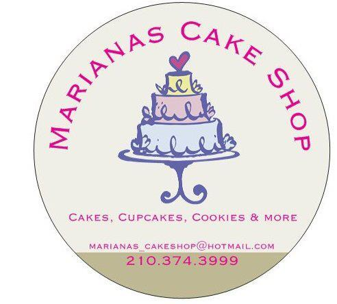 Mariana's Cake Shop has opened up shop on West Commerce.
