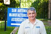 Rey Chavez, president and CEO of the San Antonio Manufacturers Association