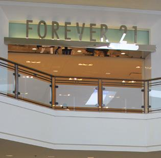 San Antonio's retail centers have found some successes in leasing empty space. Forever 21 took over the former Mervyn's space in North Star Mall.