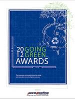 Business Journal announces 2012 Going Green Awards winners