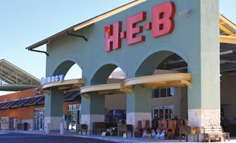 H.E. Butt Grocery Co. earned a spot on National Retail Foundation's Top 100 retail list.