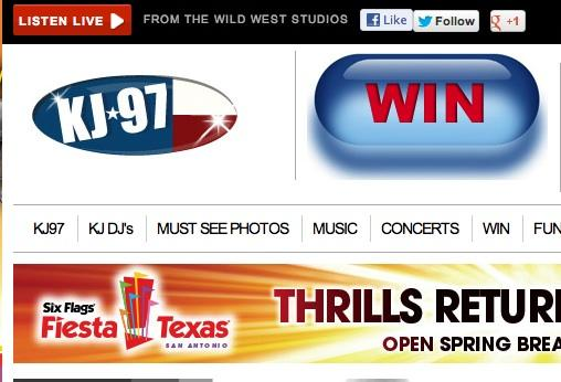 KAJA 97 FM is now officially the No. 1 ranked radio station in San Antonio, according to Arbitron.