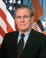 <strong>Donald</strong> <strong>Rumsfeld</strong> at Fort Sam Houston next week