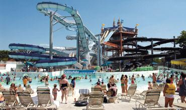 Texas' two Schlitterbahn waterpark attractions and Landry's Inc. CEO TIlman Fertitta are winners of Amusement Today's 2012 awards.