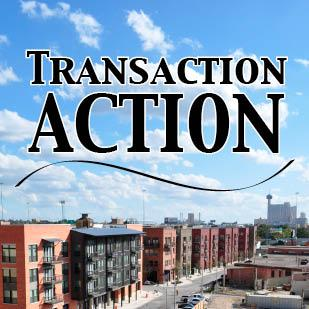 Reporter Tricia Lynn Silva's weekly Transaction Action report
