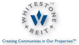 Whitestone REIT bought more than $100 million worth of real estate in 2012.