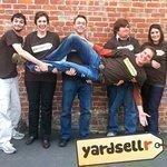 Yardsellr offers virtual yard sale online