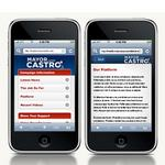KGBTexas develops mobile site for mayor's reelection campaign