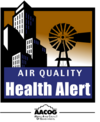 State issues air quality alert for San Antonio area
