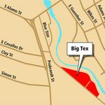 Big Tex urban infill project could get a culinary boost