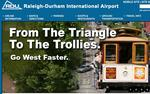 Clear Channel launches TV service at North Carolina airport
