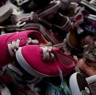 Shoe Zoo, a kids' shoe boutique, has opened in Davidson.