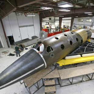 Scientists with Southwest Research Institute are planning a series of missions on Virgin Galactic's SpaceShipTwo craft.