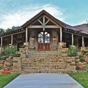 At No. 2, 508 Tomahawk Trail, a five-bedroom, six-bathroom house, is listed for $4.2 million. The 8,236-square-foot house is located in the Hill Country Village neighborhood.